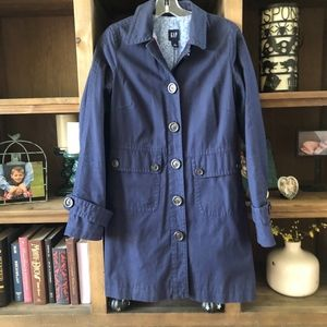 Gap Button Jacket -F8